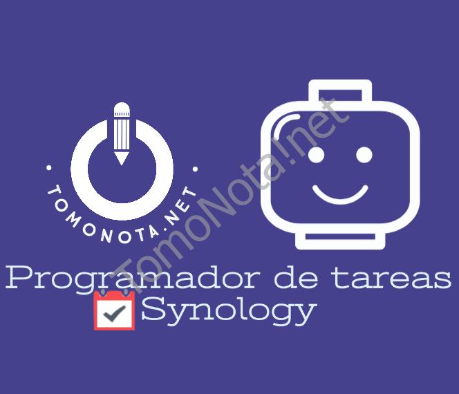 Programador de tareas en Synology